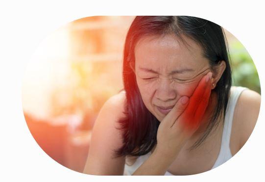 Temporo mandibular joint disorder and manual osteopathy at Alinear Osteopathy