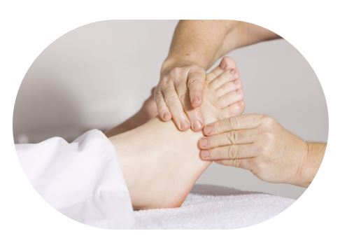 Osteopathy and chronic foot pain